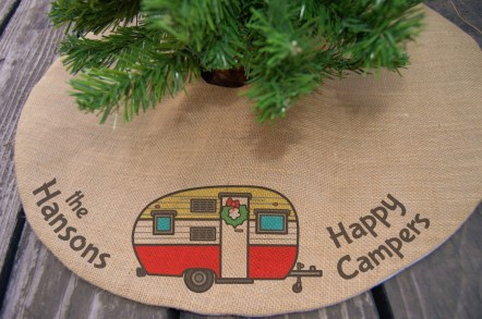 Splendid Christmas Rv Decorations Ideas For Valuable Moment40