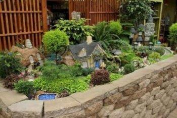 Stytlish Miniature Fairy Garden Ideas20