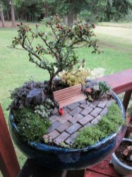 Stytlish Miniature Fairy Garden Ideas30
