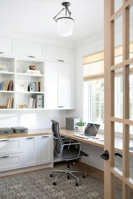 Unusual Home Office Decoration Ideas For You 06