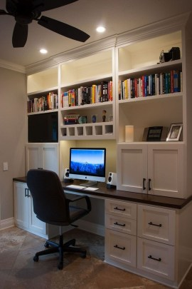 Unusual Home Office Decoration Ideas For You 17