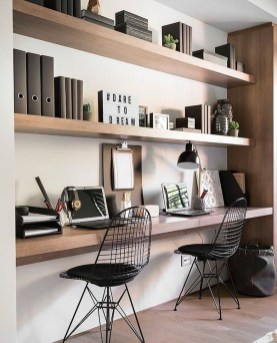 Unusual Home Office Decoration Ideas For You 45