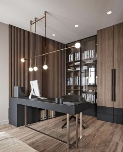 Unusual Home Office Decoration Ideas For You 49