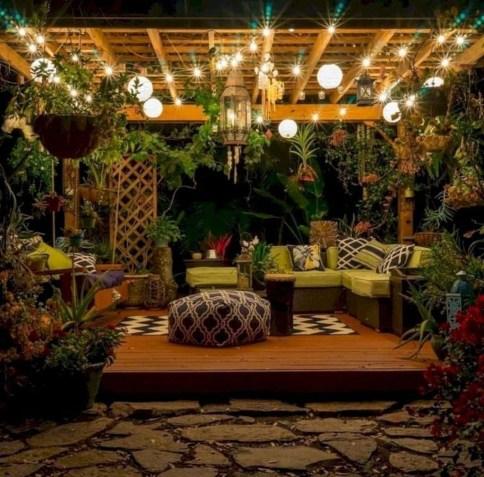 Wonderful Backyard Decorating Ideas On A Budget 36