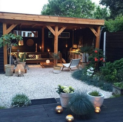 Wonderful Backyard Decorating Ideas On A Budget 39