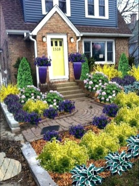 Amazing Front Yard Landscaping Ideas With Low Maintenance To Try08