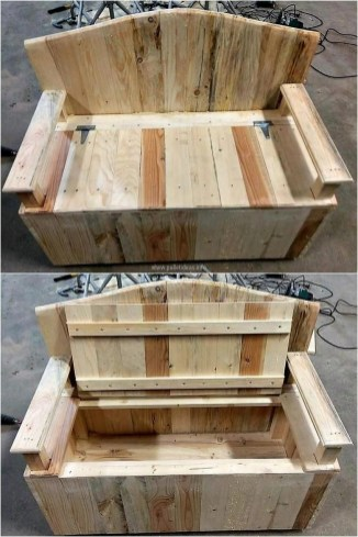 Astonishing Diy Pallet Projects Ideas To Try Right Now17
