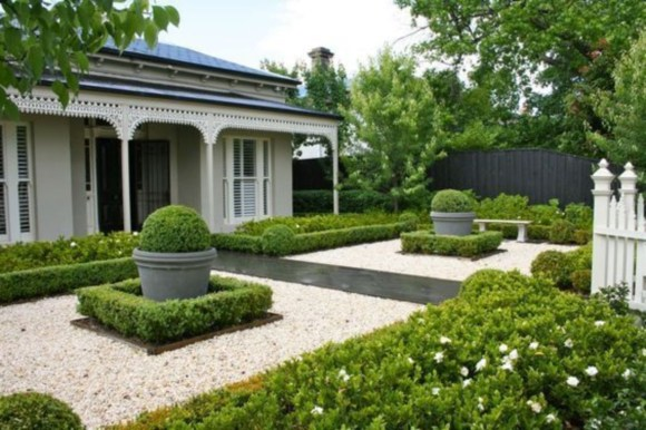Awesome Front Yard Landscaping Ideas For Your Home This Year38