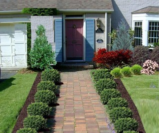 Awesome Front Yard Landscaping Ideas For Your Home This Year43