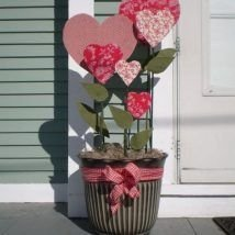 Beautiful Home Interior Design Ideas With The Concept Of Valentines Day08