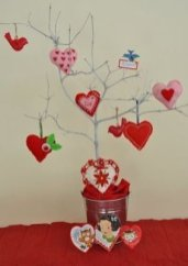 Beautiful Home Interior Design Ideas With The Concept Of Valentines Day26