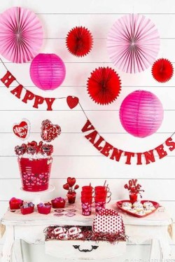 Beautiful Home Interior Design Ideas With The Concept Of Valentines Day41