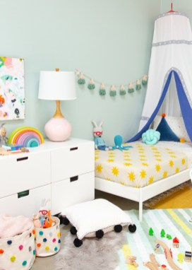 Charming Bedroom Designs Ideas That Will Inspire Your Kids17