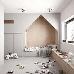 Charming Bedroom Designs Ideas That Will Inspire Your Kids31