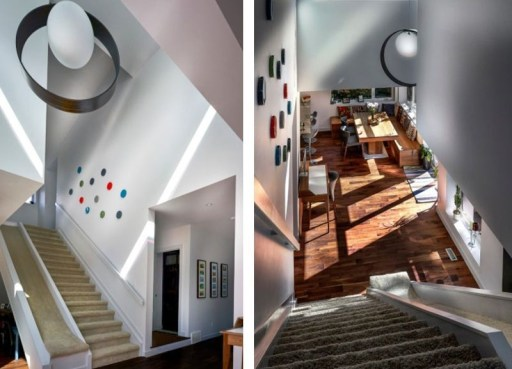 Classy Indoor Home Stairs Design Ideas For Home17