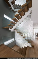 Classy Indoor Home Stairs Design Ideas For Home19