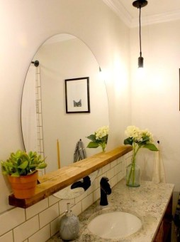 Cute Small Bathroom Decor Ideas On A Budget To Try19