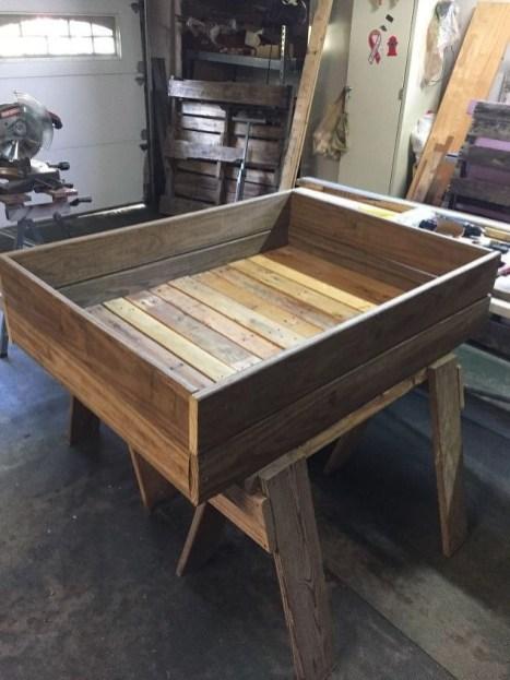 Fantastic Diy Projects Mini Pallet Coffee Table Design Ideas03