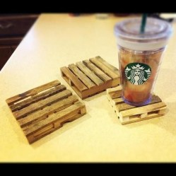 Fantastic Diy Projects Mini Pallet Coffee Table Design Ideas06