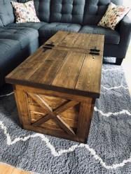 Fantastic Diy Projects Mini Pallet Coffee Table Design Ideas08