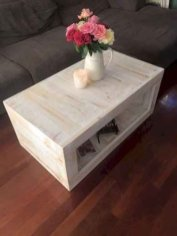 Fantastic Diy Projects Mini Pallet Coffee Table Design Ideas36