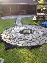 Inspiring Outdoor Fire Pit Design Ideas To Try21