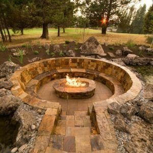 Inspiring Outdoor Fire Pit Design Ideas To Try28
