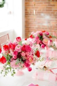 Latest Garden Design Ideas With The Concept Of Valentines Day43
