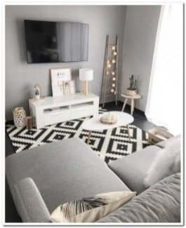 Living Room For Small Space21