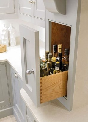 Luxury Kitchen Storage Solutions Ideas That You Must Try33