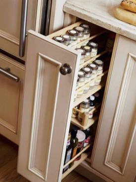 Luxury Kitchen Storage Solutions Ideas That You Must Try35
