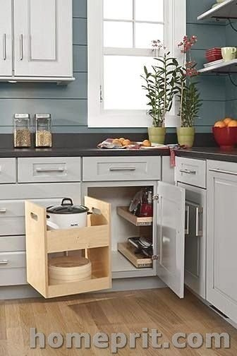 Luxury Kitchen Storage Solutions Ideas That You Must Try36