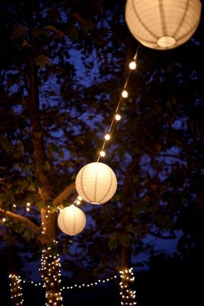 Magnificient Outdoor Summer Decorations Ideas For Party06