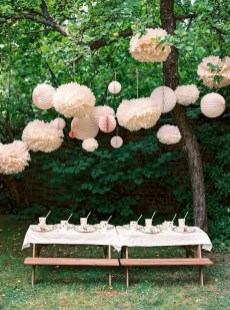 Magnificient Outdoor Summer Decorations Ideas For Party13