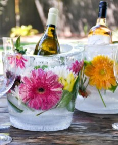 Magnificient Outdoor Summer Decorations Ideas For Party32