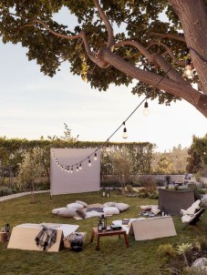 Magnificient Outdoor Summer Decorations Ideas For Party38