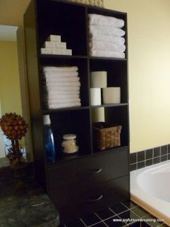 Marvelous Bathroom Storage Solutions Ideas To Copy Now21