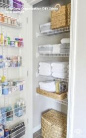 Marvelous Bathroom Storage Solutions Ideas To Copy Now46