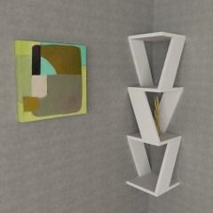 Newest Corner Shelves Design Ideas For Home Decor Looks Beautiful10