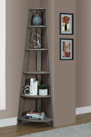 Newest Corner Shelves Design Ideas For Home Decor Looks Beautiful18