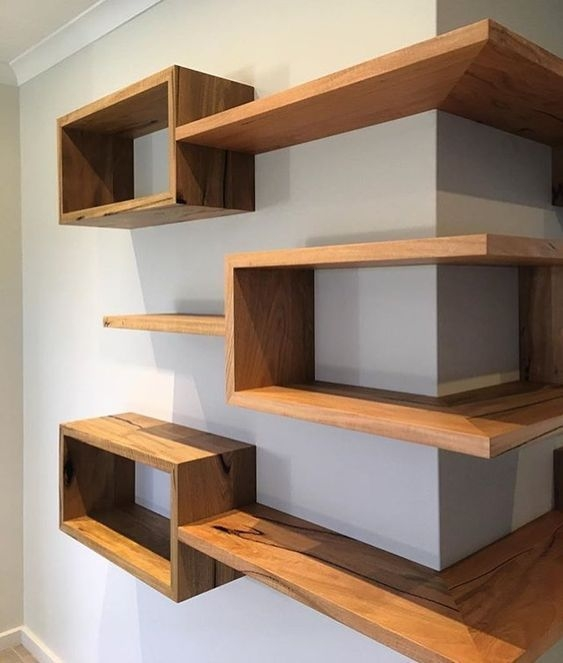 Newest Corner Shelves Design Ideas For Home Decor Looks Beautiful47