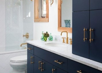 Rustic Bathroom Designs Ideas For Fall To Try04