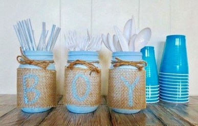 Stylish Baby Shower Ideas For Boys That Looks Elegant14