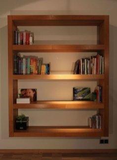Trendy Bookshelf Designs Ideas Are Popular This Year09