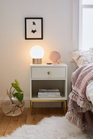 Alluring Nightstand Designs Ideas For Your Bedroom12