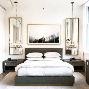Alluring Nightstand Designs Ideas For Your Bedroom13