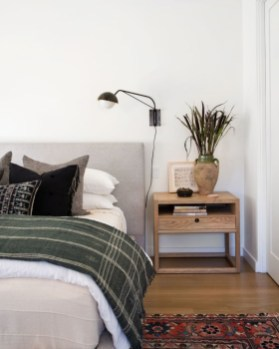 Alluring Nightstand Designs Ideas For Your Bedroom16