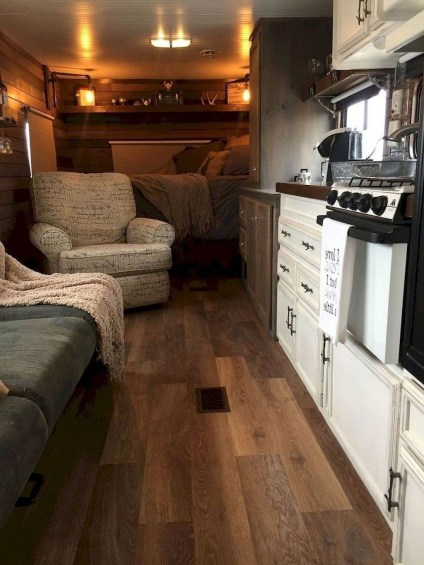 Awesome Rv Design Ideas That Looks Cool14