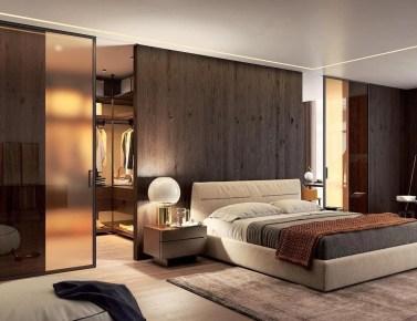 Best Minimalist Walk Closets Design Ideas For You34