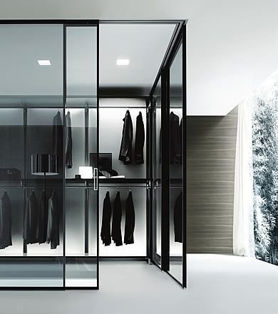 Best Minimalist Walk Closets Design Ideas For You45